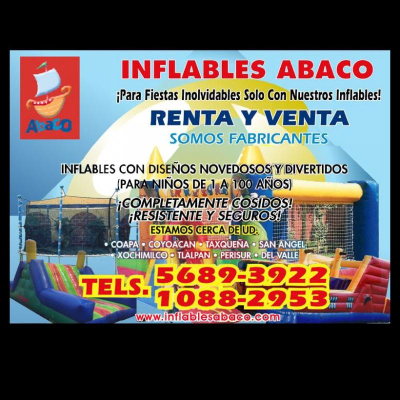 Abaco inflables
